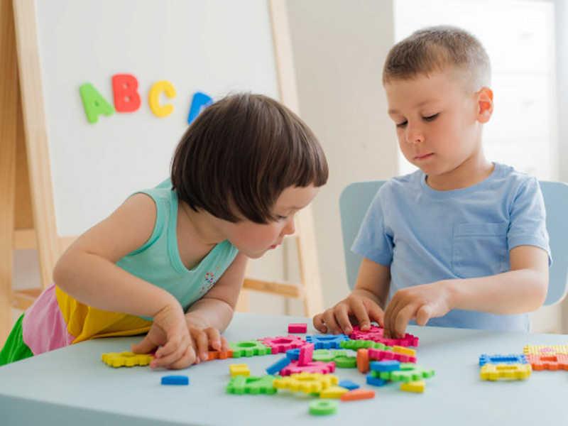 Escola Infantil (G2) para Crianças de 3 anos